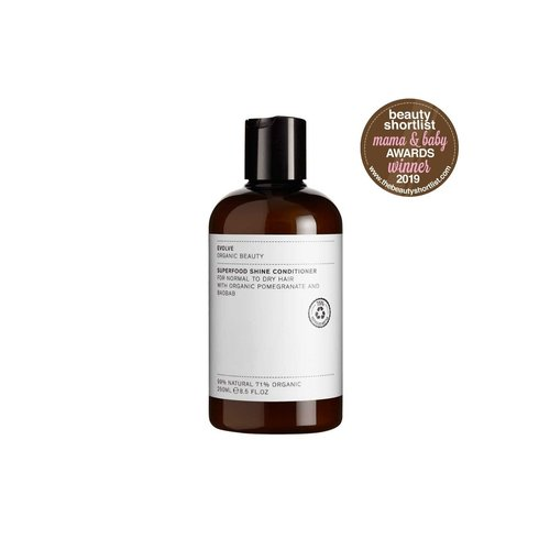 Evolve Beauty Superfood Shine Conditioner
