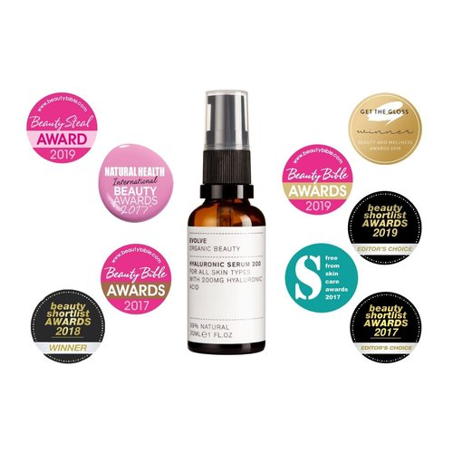 Evolve Beauty Hyaluronic Serum 200 (30ml)