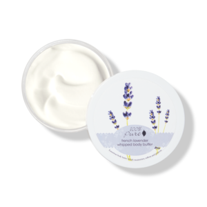 100% Pure Whipped Body Butter - French Lavender