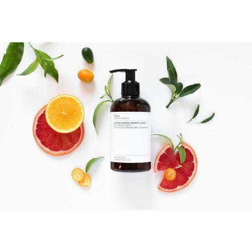 Evolve Beauty African Orange Aromatic Wash