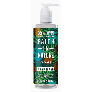 Faith In Nature Hand Wash - Coconut