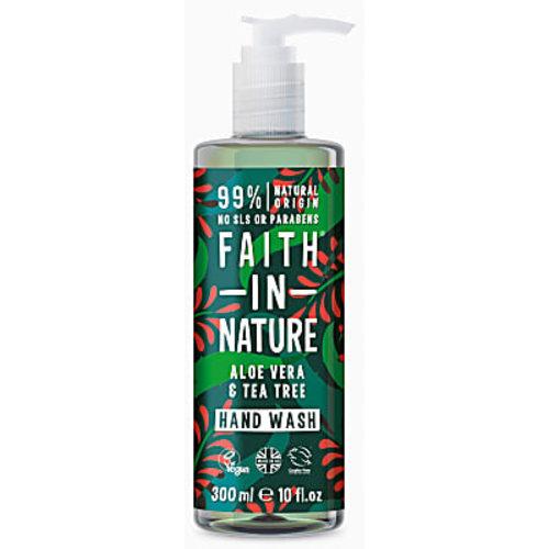 Faith In Nature Vloeibare Handzeep Aloe Vera & Tea Tree