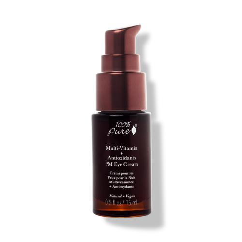 100% Pure Multi-Vitamin Antioxidants PM Eye Treatment