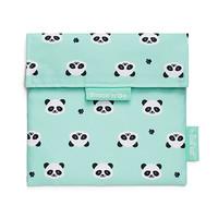 Snack'n'Go Herbruikbaar Boterhamzakje - Panda