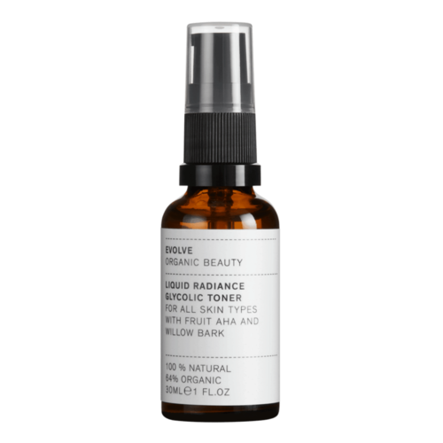 Evolve Beauty Liquid Radiance Glycolic Toner - Travel Size