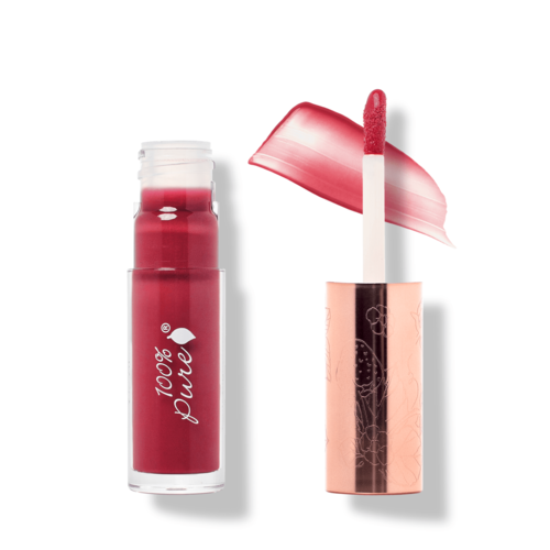 100% Pure Fruit Pigmented Lip Gloss - Pomegranate Wine
