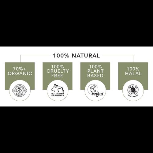 Inika Phytofuse Renew Maca Root Day Cream - Mini