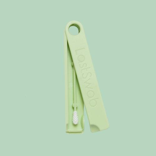 LastSwab Reusable Cotton Swab Basic - Green