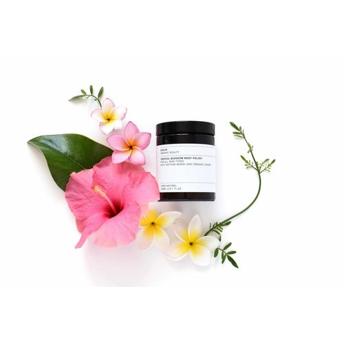 Evolve Beauty Tropical Blossom Body Polish