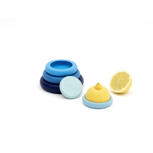 Food Huggers Ice Blue Food Huggers- 5 pieces