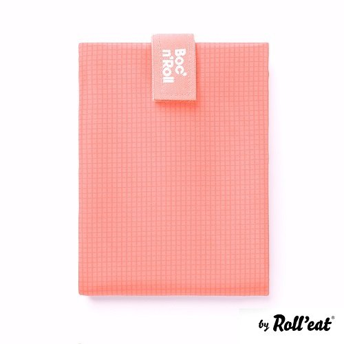 Roll'Eat Boc'n'Roll Foodwrap - Active Pink