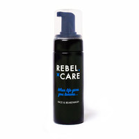 Face & Beard Wash Rebel Care - Voor Mannen (150ml)
