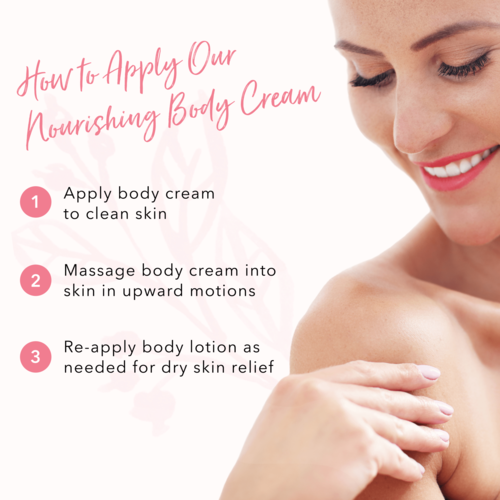 100% Pure Nourishing Body Cream - Coconut