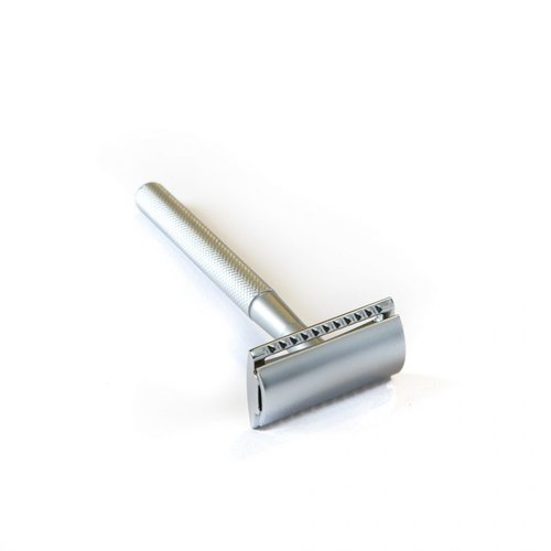 Safety Razor - Chrome