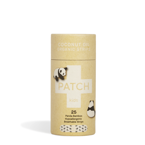 Patch Bamboo Bandages Kids - Coconut Oil