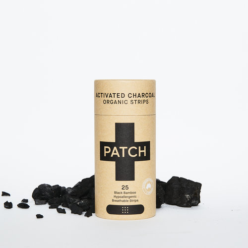 Patch Bamboe Pleisters - Activated Charcoal