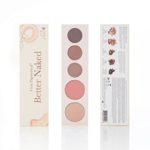 100% Pure Fruit Pigmented® Better Naked Palette