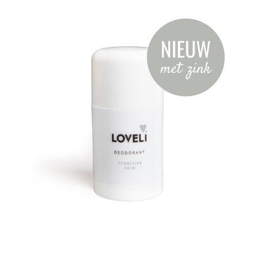 Loveli Deodorant Zonder Aluminium - Sensitive