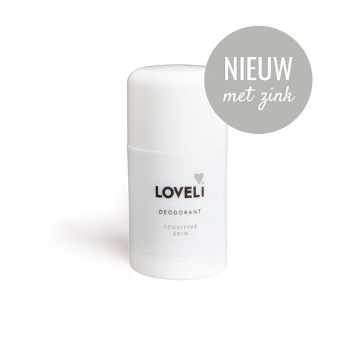 Loveli Deodorant Zonder Aluminium - Sensitive (30ml)