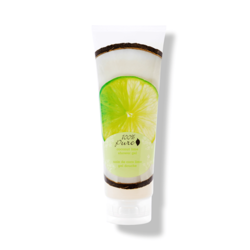 100% Pure Shower Gel - Coconut Lime