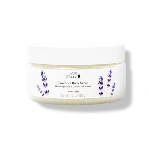 100% Pure Body Scrub - Lavender