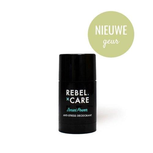 Loveli Deodorant Voor Mannen Zonder Aluminium Rebel Care  - Zensei Power
