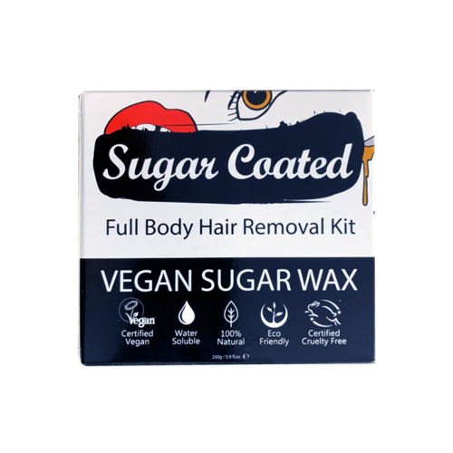 Sugar Coated Full Body Hair Removal Kit