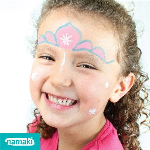 Namaki Natuurlijke Schmink - Princess Unicorn (3 Kleuren)