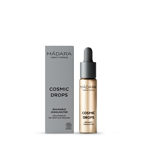 Madara Cosmic Drops Highlighter - #1 Naked Chromosphere