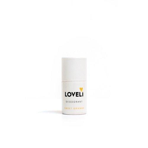 Loveli Deodorant Zonder Aluminium - Sweet Orange Mini