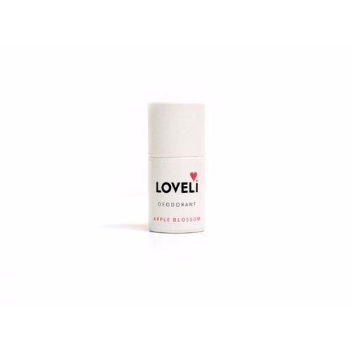 Loveli Deodorant Zonder Aluminium - Appleblossom Mini (6g)