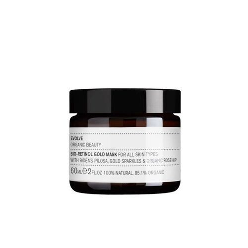 Evolve Beauty Bio Retinol Gold Mask (60ml)