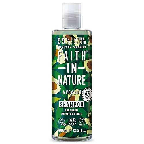 Faith In Nature Shampoo Avocado (400ml)