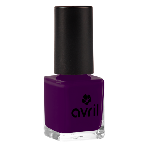 Avril Vegan Nail Polish - Aubergine