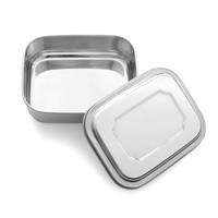 RVS Lunchbox - 1 Vak