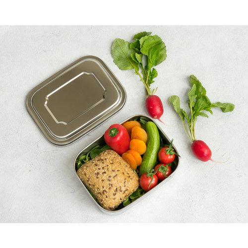 Lekkabox RVS Lunchbox - 1 Vak
