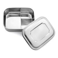 RVS Lunchbox - 3 Vakken