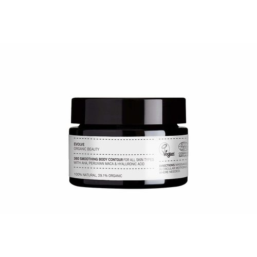 Evolve Beauty Smoothing Body Contour Cream - Travel Size