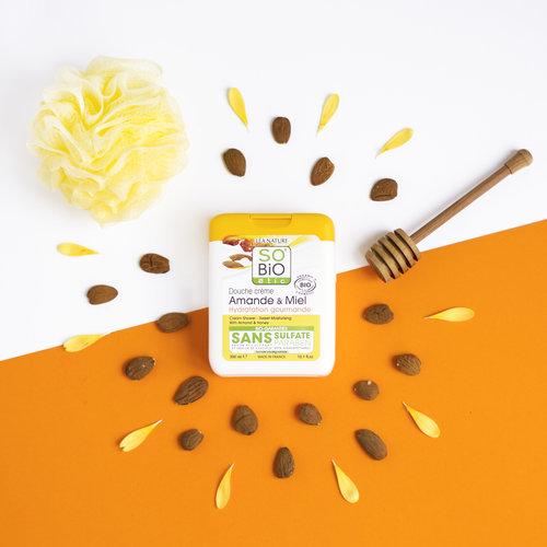 So'Bio Étic Shower Cream - Orange Blossom Argan