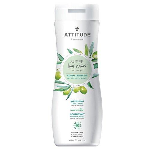 Attitude Super Leaves Shower Gel - Nourishing