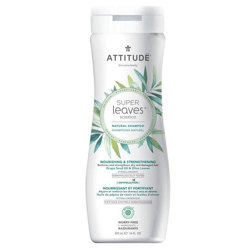 Attitude Super Leaves Shampoo - Nourishing & Strengthening