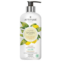 Natural Hand Soap - Lemon Leaves
