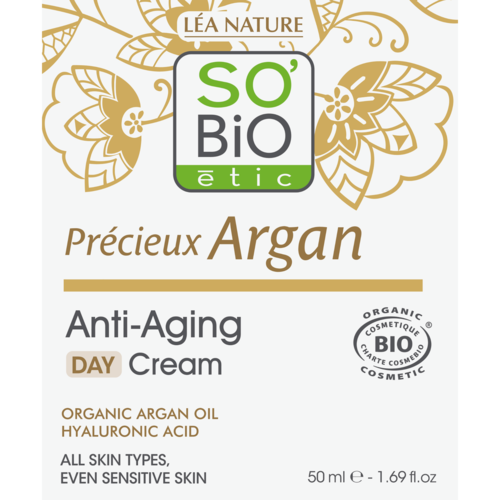 So'Bio Étic Anti-Aging Day Cream