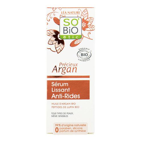 So'Bio Étic Anti Wrinkle Smoothing Serum