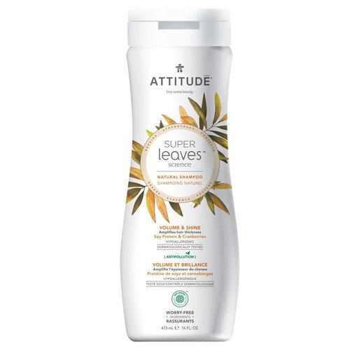 Attitude Super Leaves Shampoo - Volume & Shine