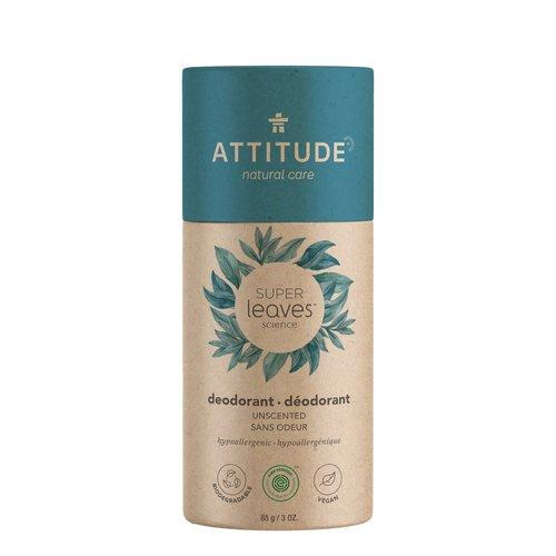 Attitude Super Leaves Deodorant - Geurvrij