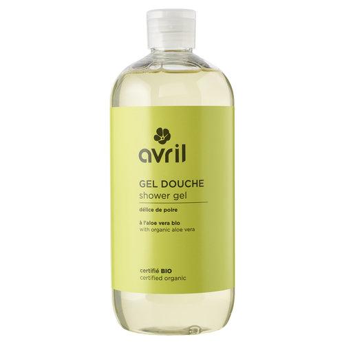 Avril Shower Gel - Délice De Poire (400ml)