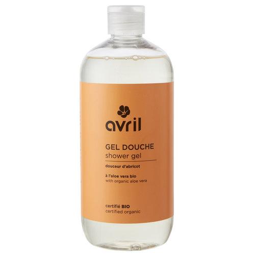 Avril Shower Gel - Douceur D'abricot