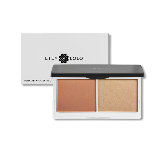 Lily Lolo Cheek Duo - Coraliste