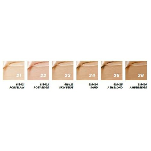 Couleur Caramel Foundation Hydra Jeunesse